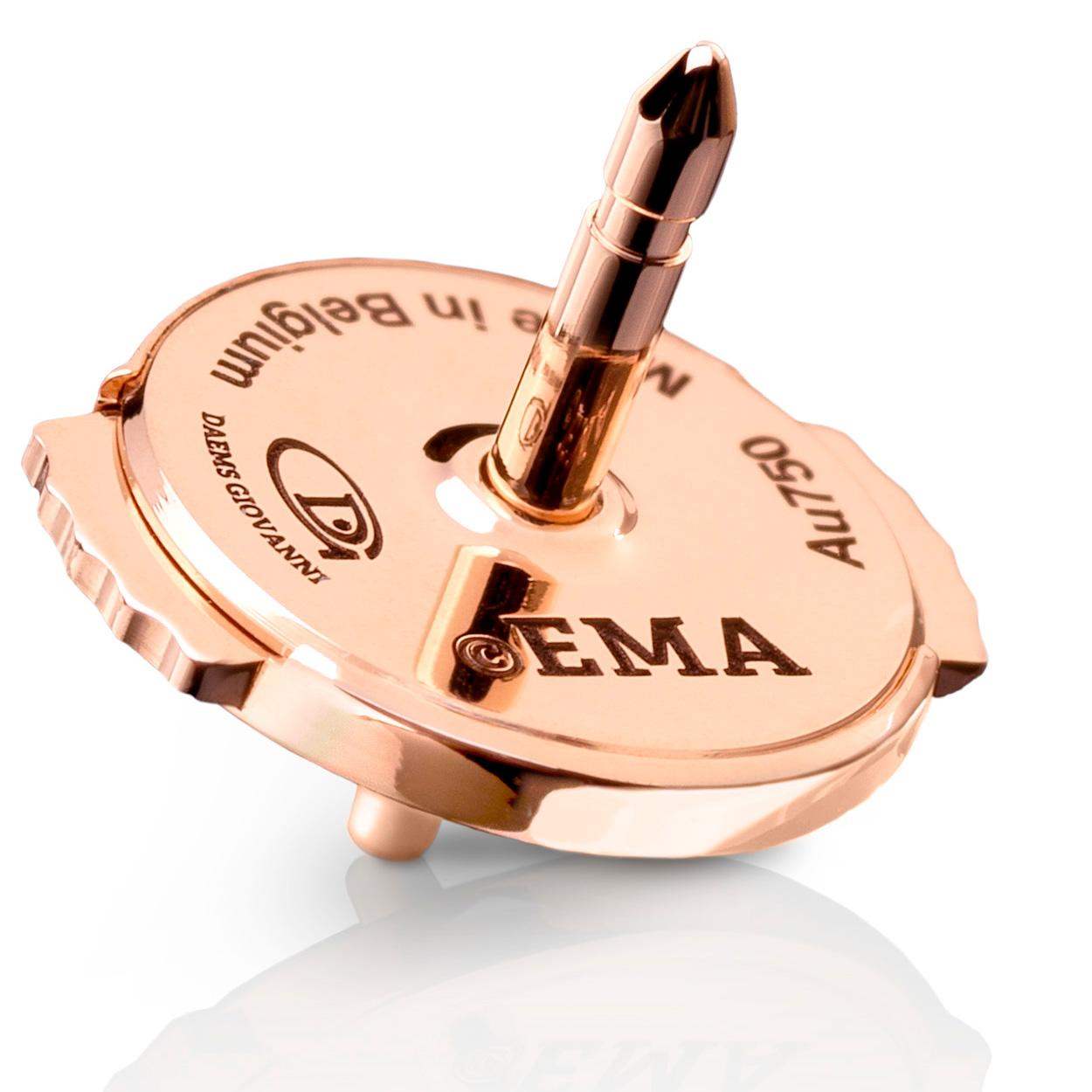 EMA - Rose gold18k Au 5N