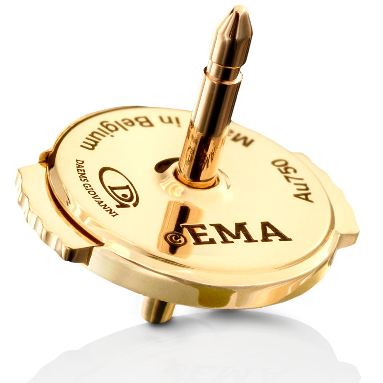 EMA - Yellow gold18k Au 3N
